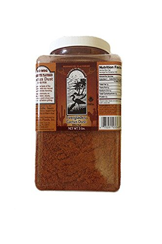Everglades Seasoning Cactus Dust Mesquite BBQ Rub 5lb Bulk Pro (Butt Dust)