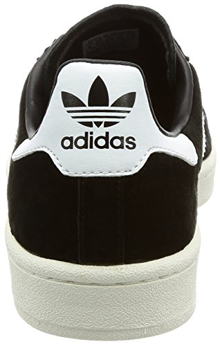White chalk Black footwear Basket Noir Originals Campus Homme core White Adidas Mode HzABzq