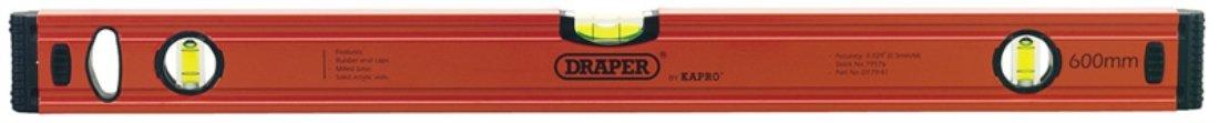 Draper 79575 300mm Box Section Level