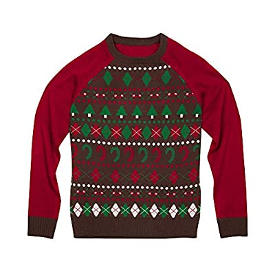 Blueberry Pet Unisex Holiday Christmas Sweater