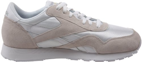 Grey Sneakers 000 Herren White Classic Nylon Reebok Weiß Light 0qw7SEtH