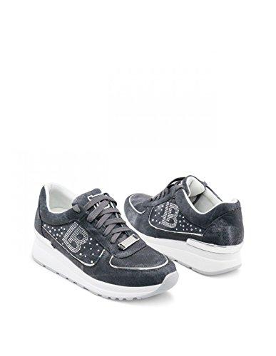 Sneakers Donne 688 Biagiotti 39 splash Laura Blu qw817A