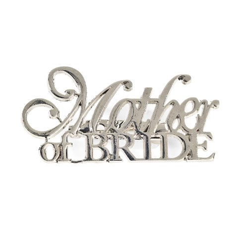 1 X Mother Bride Pin