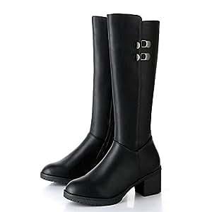 Amazon.com: HSXZ Women's Shoes PU Spring Fall Comfort