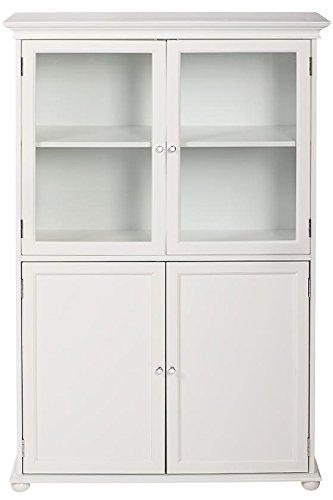 Superb Hampton Bay 36u0026quot;w Four Door Tall Cabinet, STANDARD 36u0026quot ...