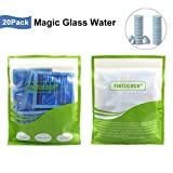 2018 New Multifunctional Effervescent Spray Cleaner Car Auto Windshield Washer Fluids Glass Cleaner Tablets Detergent 20 Pack