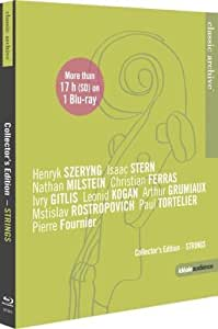 Classic Archive - Collector's Edition 1: Strings (11DVD auf 1 BD) [Blu-ray] [Reino Unido]