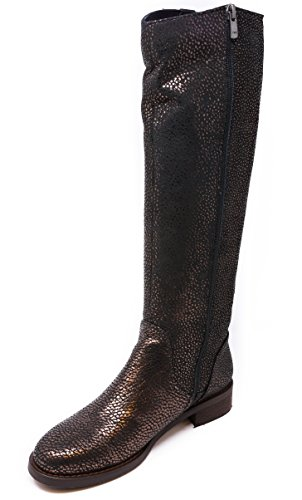 BOBERCK Reitstiefel US Kupfer Collection Damen Amelie aus Metall 10 pRWZqf47p