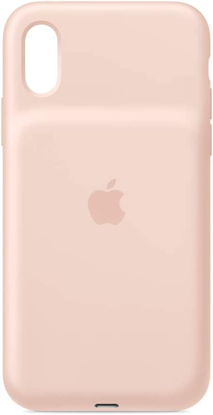 Apple Smart Battery Case (for iPhone XS) - Pink Sand