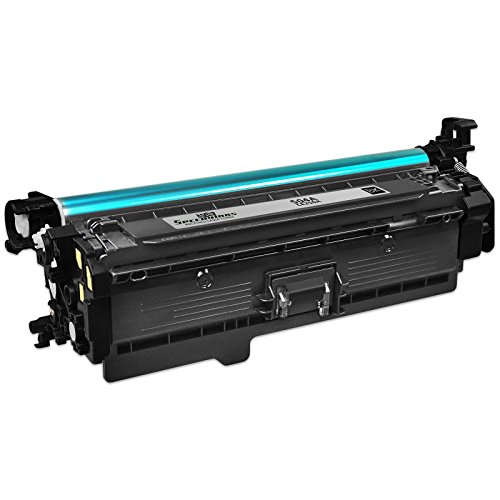 Speedy Inks - Remanufactured Replacement for HP 504A CE250A Black Laser Toner Cartridge for use in Color LaserJet CM3530, CM3530fs, CP3525, CP3525dn, CP3525n, CP3525x, CP3530