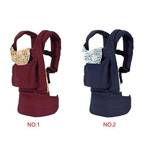 Befaith Cinturón de seguridad para el bebé Cinturón del cinturón azul marino