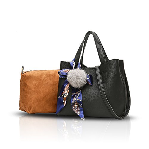 Italian Design Bucket Handbag - 2
