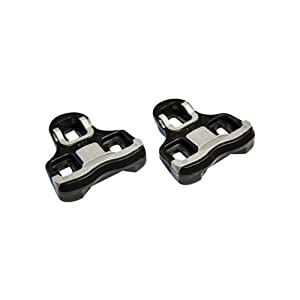 PowerTap P1 Road Cleats Black, 0 DEGREE