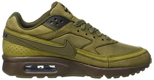 save off 0ebb7 008ed Nike AIR MAX BW Premium - Trainers, Men, Green - (Dark Loden Dark  Loden-Olive Flak-Black), 40  Amazon.co.uk  Shoes   Bags