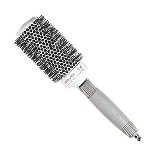 Olive Brush (Olivia Garden Ceramic and Ion Thermal Brush, 1 3/4)