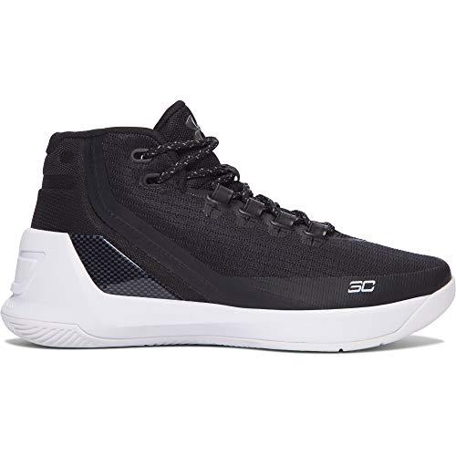 Footwear Curry (Under Armour Boys Grade School UA Curry 3 Basketball Shoes (7))