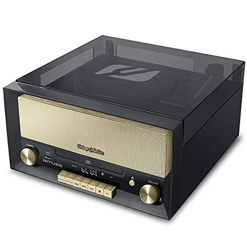 Muse MT-110B tocadisco - Tocadiscos (Tocadiscos de tracción ...