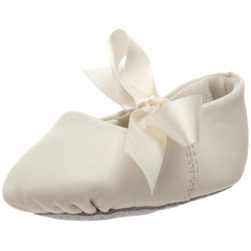 Baby Deer 4168 Sabrina Ballet Flat (Infant/Toddler),Ivory,3 M US Infant ()