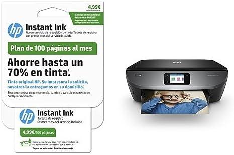 HP Envy Photo 7130 – Impresora multifunción inalámbrica, color ...