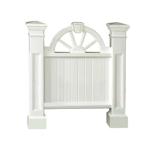 ster Address Sign, White (Address Sign Holder)