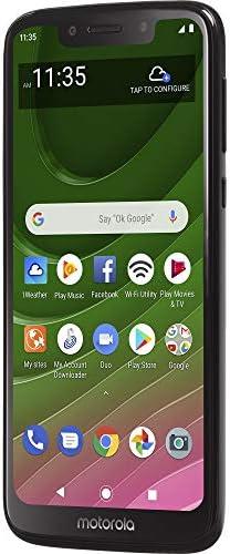 Total Wireless Motorola Moto G7 Optimo 4G LTE Prepaid Smartphone (Locked) - Black - 32GB - Sim Card Included - CDMA WeeklyReviewer