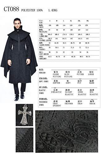 Fashion Para softly Devil Chaqueta Devil Hombre Fashion vxvqnwgZr fq05xdp