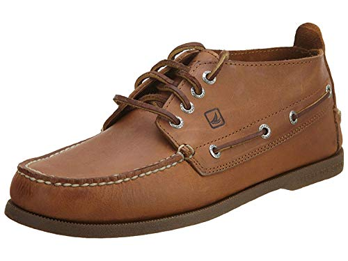 (Sperry Top-Sider Men's A/O Wedge Chukka Leather Sahara Boot 13 M (D))