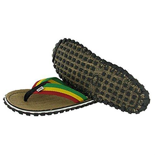 Fresko Mens Light and Comfortable Flip-Flops Sandals