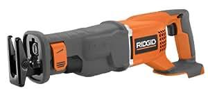 Bare-Tool Ridgid R884 24008 Dual Voltage Reciprocating Saw