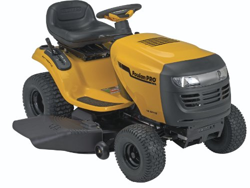 Poulan Pro PB195A46LT 19.5 HP Auto Transmission Lawn Tractor, 46-Inch