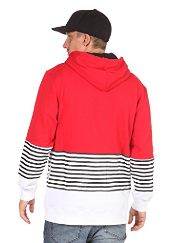 Red electric Nomis Hombre Rojo Sudadera Para Haa7Cwqg