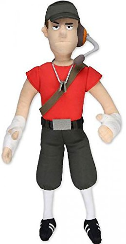 Team Fortress peluche Scout to Neca Valve Team Fortress - Scout - Plush 13""