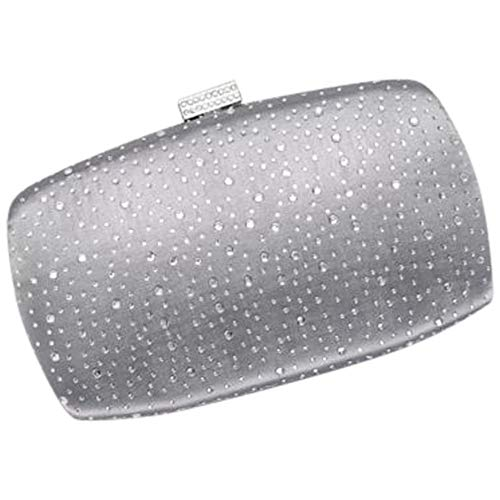 Style Scattered Minaudiere Grey Crystals HBG8299 qq608w