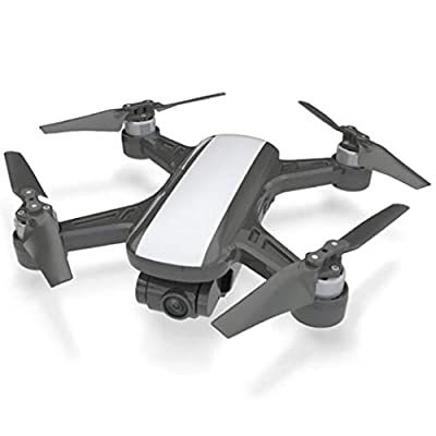 QTT GPS Drone, 1080P HD Aerial Photography, Professional Long Battery Life, Brushless Optical Flow Remote Control Aircraft
