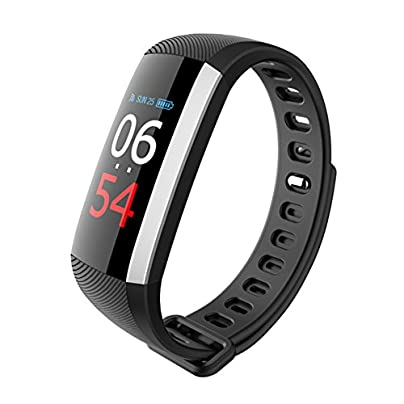 Fitness tracker Heart rate monitor Sleep monitoring Blood pressure Blood oxygen Activity tracker WristbAnd Waterproof Steps Calorie Counter Message Remind For Android And Ios-A Estimated Price -