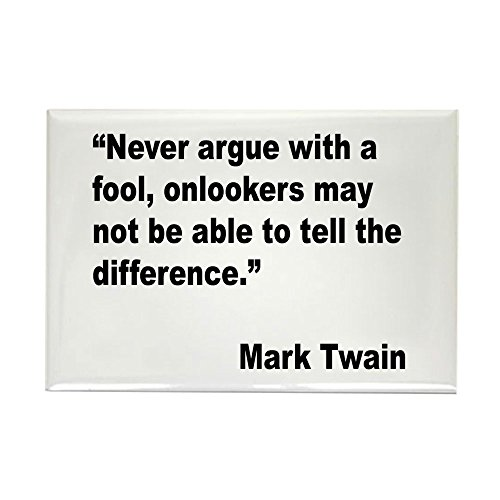 Quote Rectangle Magnet - 3