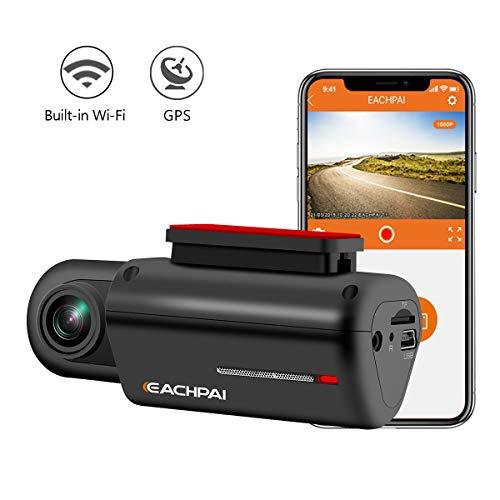 WiFi Dash Cam HD 1080P Car Camera, 150°