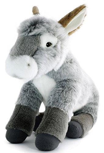 VIAHART Darlene The Donkey   15 Inch Stuffed Animal Plush   by Tiger Tale -