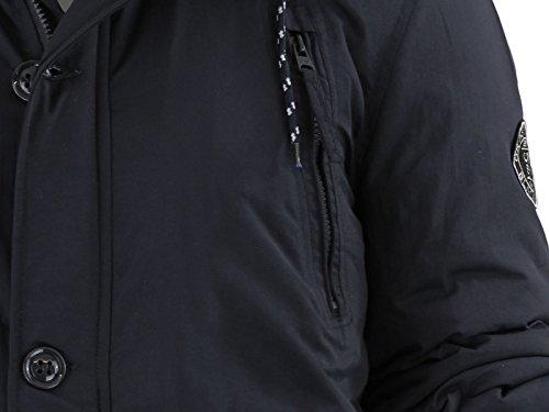 Crosshatch - Blouson - Homme -  Noir - XL