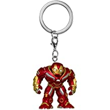 Funko Pop Keychain Marvel: Avengers Infinity War-Hulk Buster Collectible Figure, Multicolor