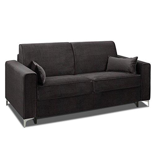 Inside sofá Convertible Rapido Jackson colchón 160 cm ...