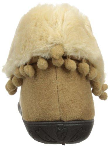 Padders 436 Botas de Tela para Mujer Camel