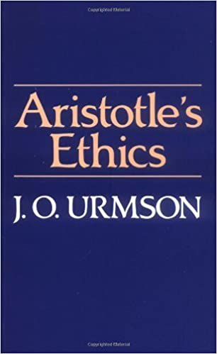 Aristotle's Ethics 1st edition by Urmson, James (1991)