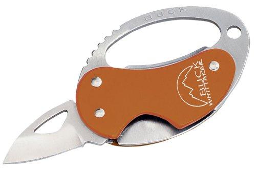 Buck 759ORW Burnt Orange Metro, Liner Lock Folding Knife, Outdoor Stuffs