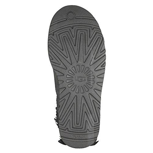 Ugg - Bailey Bow II 1016225 Greu - Damen Boots, 37