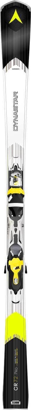color blanco Dynastar-Esqu/ís Cr Pro 72 Xpress fijaciones Xpress 11 B73 para hombre
