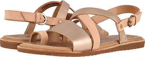 Sorel Ella Criss Cross Sandal - Women's Natural Tan, 9.5]()