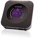 NETGEAR Nighthawk M1 Mobile Hotspot 4G LTE Router MR1100-100NAS - Up to 1Gbps Speed | Connect Up to 20 Devices | Create…