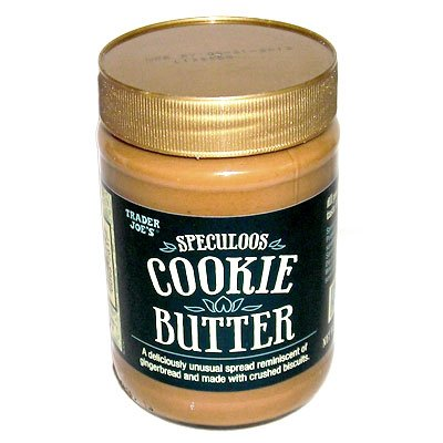 Speculoos Cookie Butter (14.1 Oz Jar) (Basic) (Basic pack) (Wrapped Custom Chocolate)