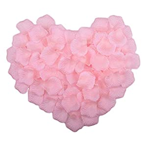 artificial flower petals